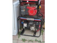 Clarke 2.8kVA Portable Petrol Powered Generator