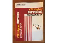 Higher Physics: Student Book