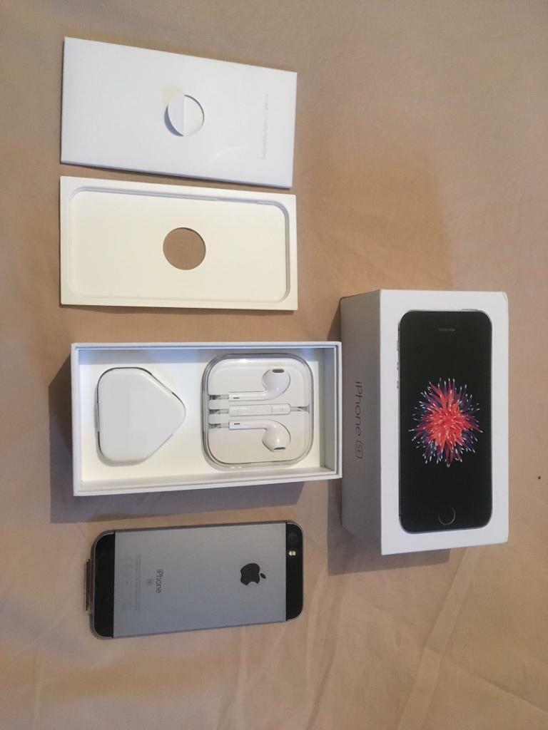 iPhone se 64G unlocked