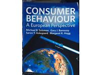 Consumer Behaviour - A European Perspective