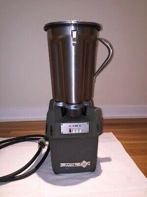 Waring Cb-6 Commercial Food Processor Blender - Used