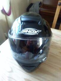 Brand New SHOX Helmet