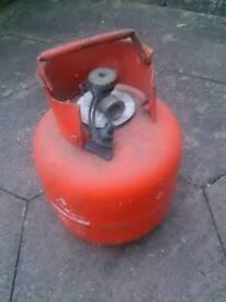 3.9 calor gas bottle