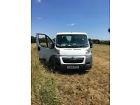 Citroen relay. Spares or repairs. 2.2 Ford engine. Low miles.