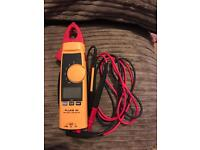 Fluke 365 clamp meter.