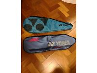 Yonex badminton racket bag/covers