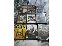 Selection of ps 2 games