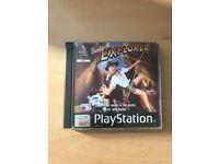 BARBIE EXPLORER- PlayStation 1 Game