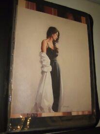 Jack Vettriano Unframed Prints. {40cm x 50cm} Page 14