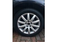 5x112 jetta Alloys