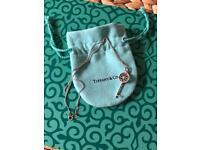 Tiffany&Co Daisy Key Necklace