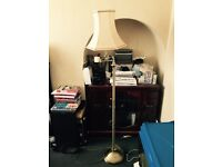 Tall old fashion lamp