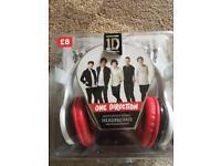 One Direction Headphones
