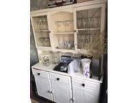 Large display cabinet £70