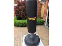 "Golds Gym Freestanding Boxing Tube Trainer 67"" - like new (save over 30% on new price)"
