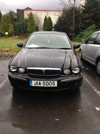 Jaguar X Type (2003)