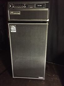 URGENT!!! THE PERFECT BASS GUITAR STACK SELLING.