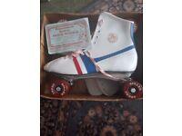 The Royal Vintage 70s brand new Roller Derby skates American