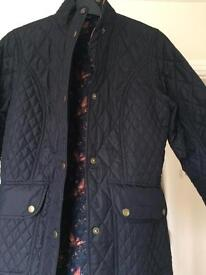 Ladies Barbour coat.