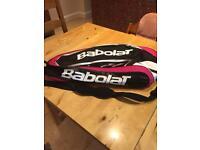 Babolat 3 Racquet Pink Tennis Bag
