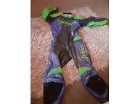 Kawasaki ninja leathers