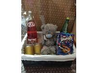 Hamper gift basket (non alcoholic drinks)