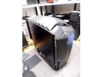 Alienware Area 51 ALX - The Ultimate Gaming Computer PC (intel i7, GTX 590 SLI, 2.5TB Storage)