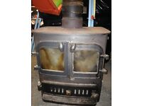Villager Chelsea Duo Multi Fuel Stove