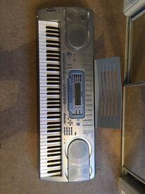 Casio WK3000 Musical Information System