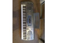 Casio WK3000 Musical Information System