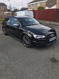 Audi S3 Black addition