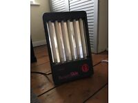 Red and Blue Light Therapy Box for Acne