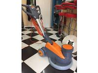 Taski floor polisher