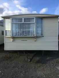 Static caravans off site sale