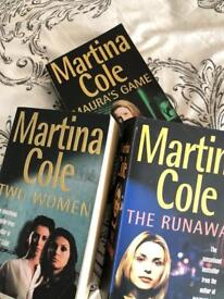 Martina Cole novels