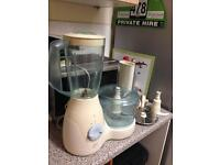 Philips cucina blender and food processor