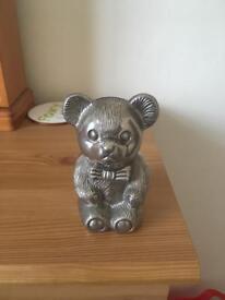 Teddy money box