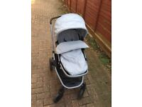 Mothercare Xpediore pushchair/pram system