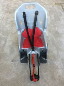 Used Children's Bike Seat, by Bikemate. Suitable for Children between 9–22kg