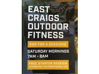 East Craigs Outdoor Fitness