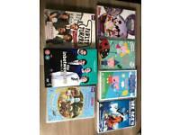 Kids dvd's, Inbetweeners and faulty towers box set