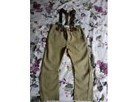 Boys trousers size2