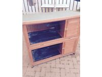 Rabbit / Guinea Pig Hutch