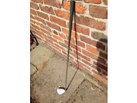Sand Wedge for sale - steel shaft