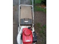 Honda HR194 Rear-Roller Self Propelled Lawnmower.