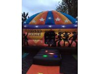 Bouncy Castle Hire Blackpool - Disco Dome
