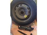 Ford Fiesta Spare Wheel 175/65 R14