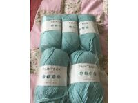 Assorted Aran Yarn