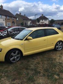 Audi A3 s line auto