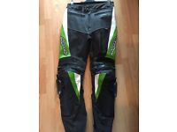2 peace RK leathers med/large